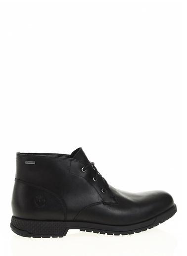 Timberland  City'S Edge Gtx Chukka Erkek Ayakkabı Siyah